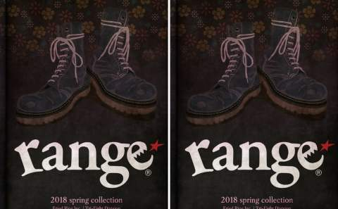 range spring collection start!