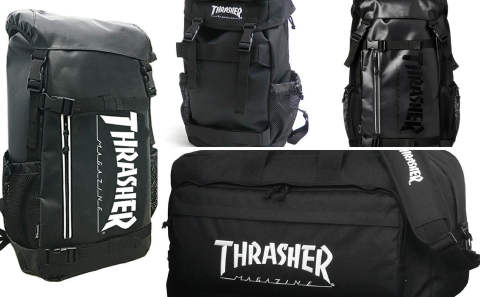THRASHER BAG 2018 NEW MODEL!