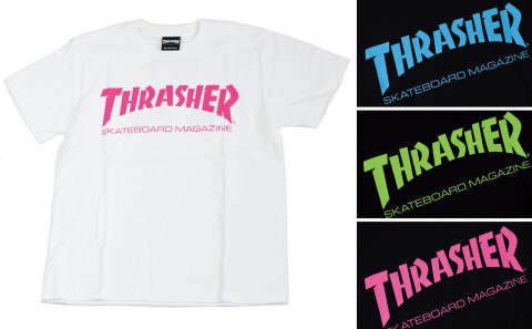 THRASHER HI-SUMMER COLLECTION!