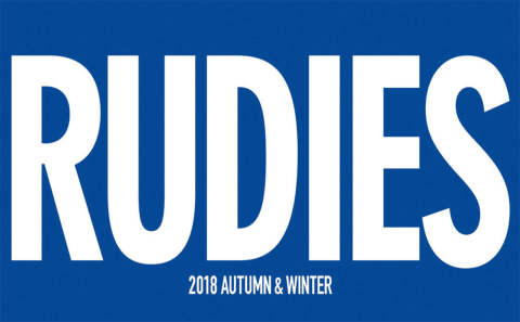 RUDIE'S AW COLLECTION START!