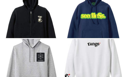 seedleSs & range 新作!