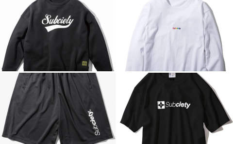 SUBCIETY 新作!