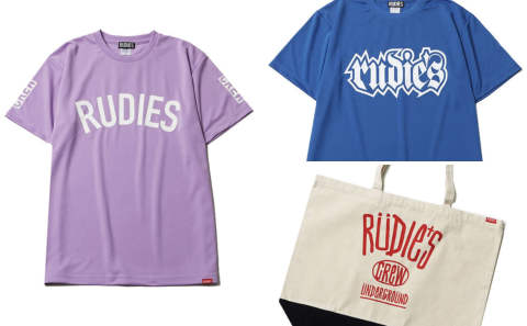 《RUDIE'S》SUMMER SPOT ITEM ♪