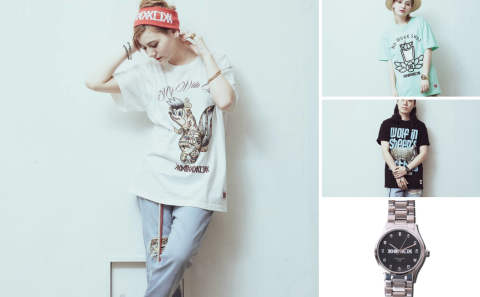 《ANIMALIA》LATE SUMMER&FALL COLLECTION START!