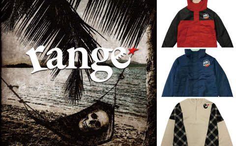 《range》Holiday New Item!