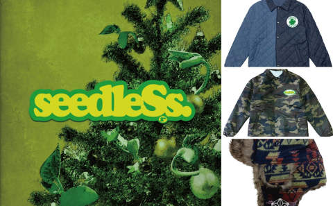《seedleSs》Holiday New Item!