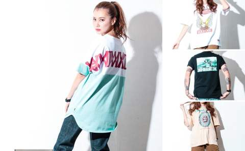 《ANIMALIA》SUMMER COLLECTION START!!!