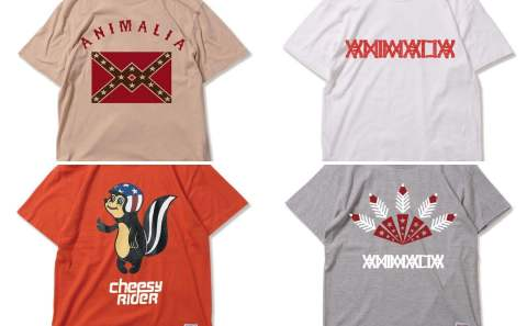 "《ANIMALIA》 second summer  ""THE BACK NUMBER"" COLLECTION part3"