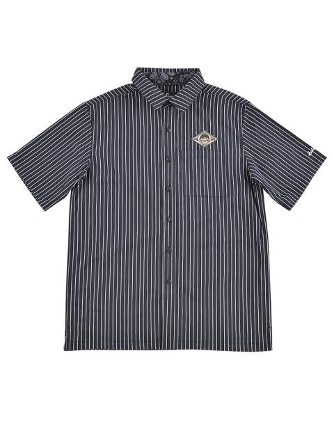 STRIPE SHIRT S/S  -Fellows you-