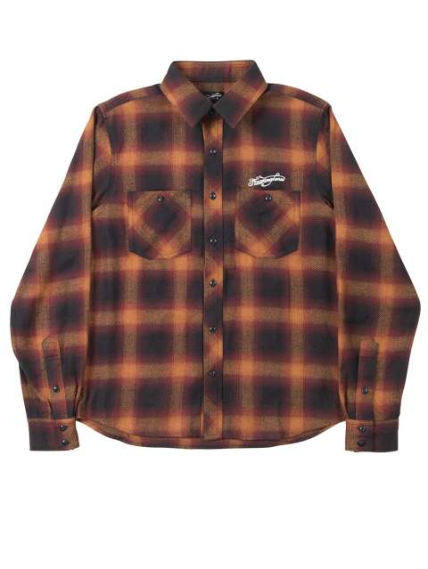 CHECK SHIRTS L/S -Comrade-