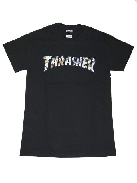 THRASHER/SKATE and DESTROY Ts