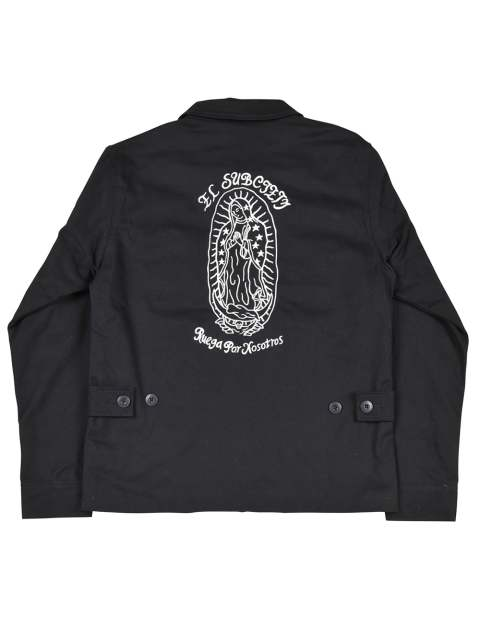 EMBROIDERY JKT