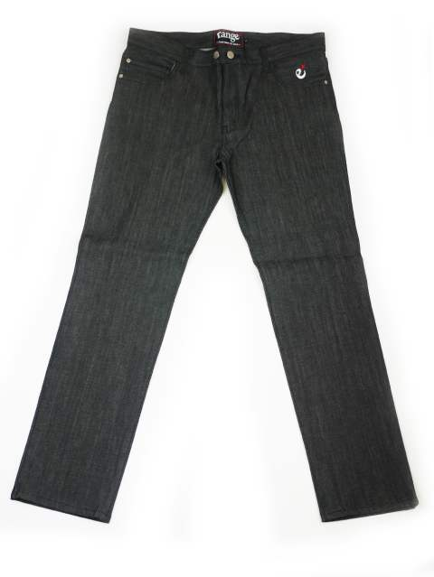 range denim pant