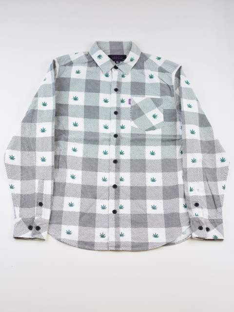 Harvester Flannel Button Up