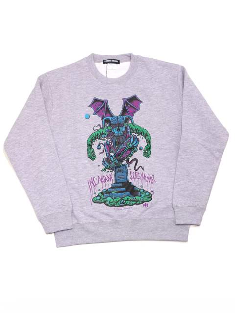 """DEVIL'S EPITAPH"" Crewneck sweat"