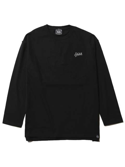 WHISPER -Long Sleeve w/Pocket-