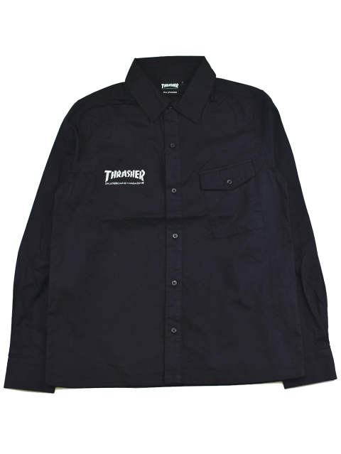 MAG L/S WORK Shirts