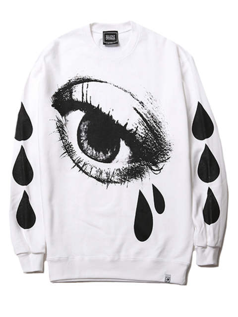 TEAR -Crew Sweat-