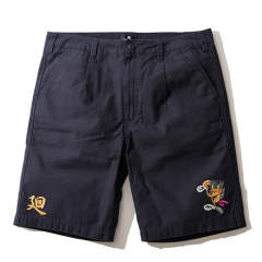 EMBROIDERY SHORTS-廻-