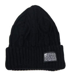 CABLE KNIT-CAP