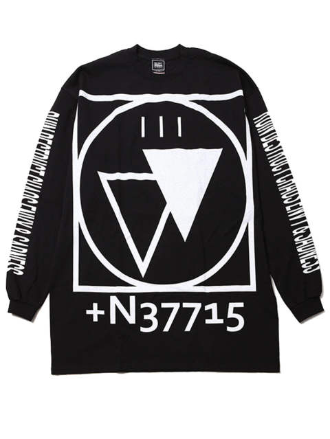 CRYPTIC -Outsize Long Sleeve-