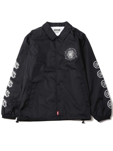 HEXAGRAM VICE COACH-JACKET