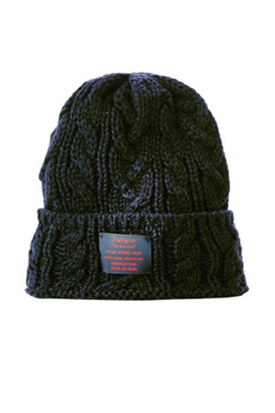 CABLE BEANIE -You are here-