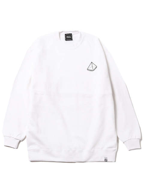 PYRAMID -Crew Sweat-