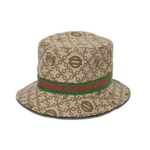LIBERTINE BUCKET HAT : Monogram