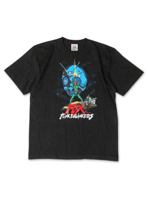 【PDSx仮面ライダー】仮面ライダーBLACK.RX.TEE