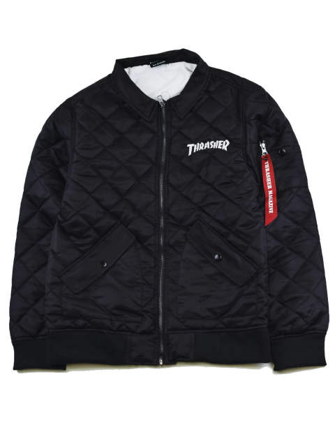 MAG QUILTING MA-1 type JKT