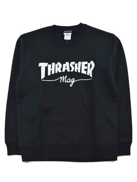 THRASHER mag CREW SWEAT