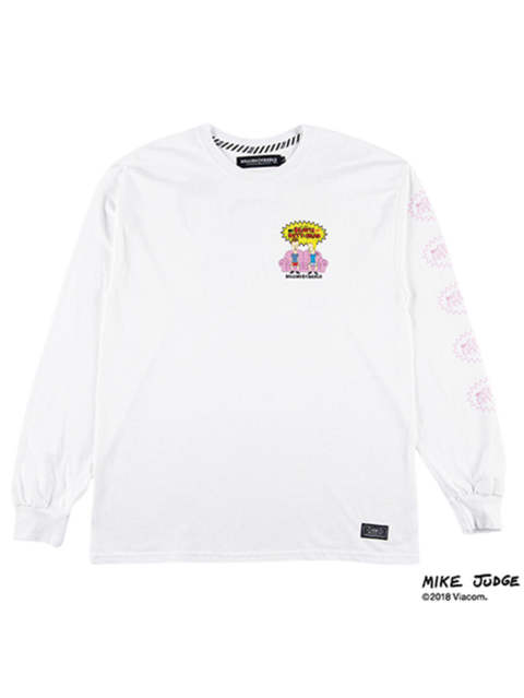 "RCxB&B LONG Tee ""TWITTY TWISTER"""