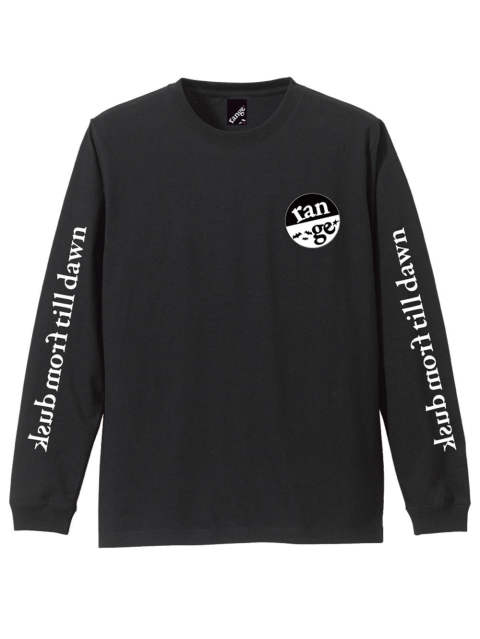 rg sleeve message L/S tee