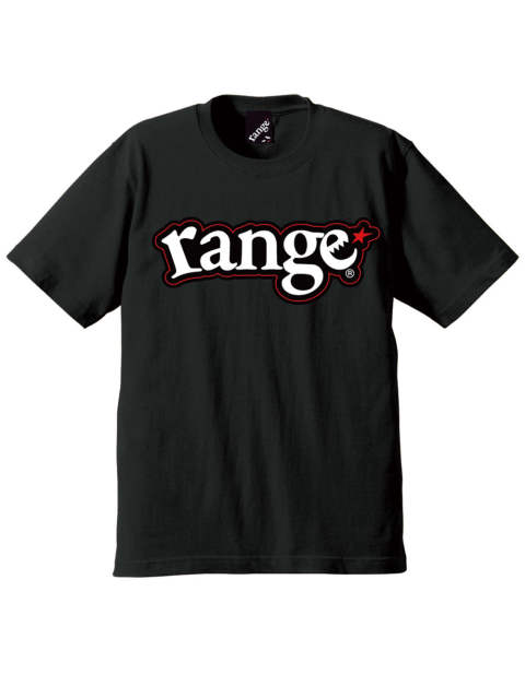range triple logo s/s T new version