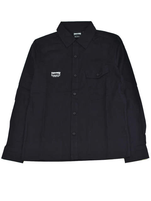 MAG PATCH L/S WORK SHIRTS