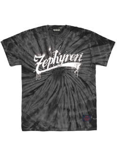 TIE DYE S/S TEE -BEYOND SPLASH-