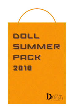 2018 DOLL SUMMER-PACK