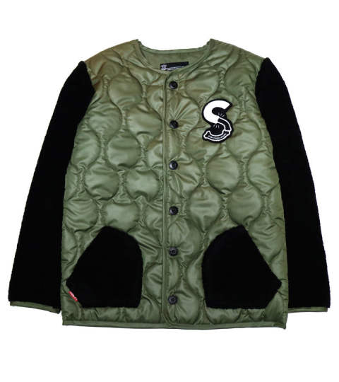 S-BONE QUILTING JKT