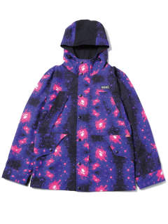 SPLASH GALAXY MOUNTAIN-PARKA