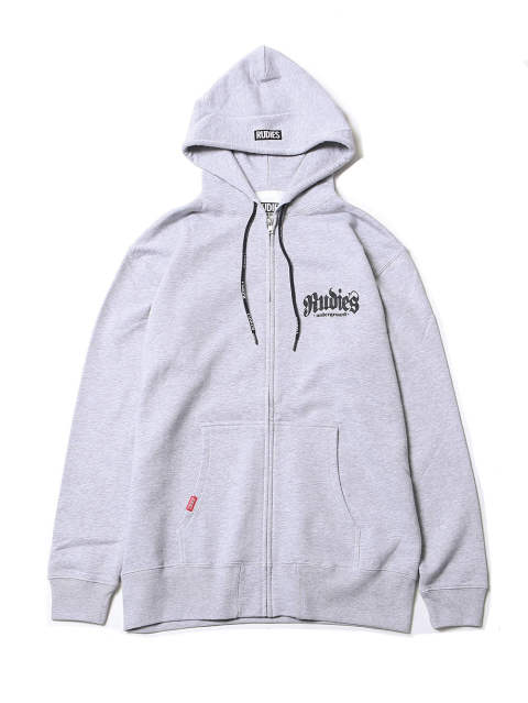 STAB ZIP HOOD-SWEAT