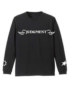 JUDGMENT L/S tee