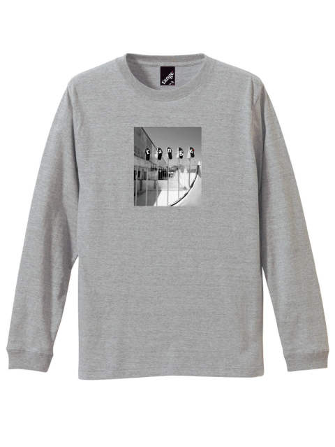 rg name of shoes L/S tee