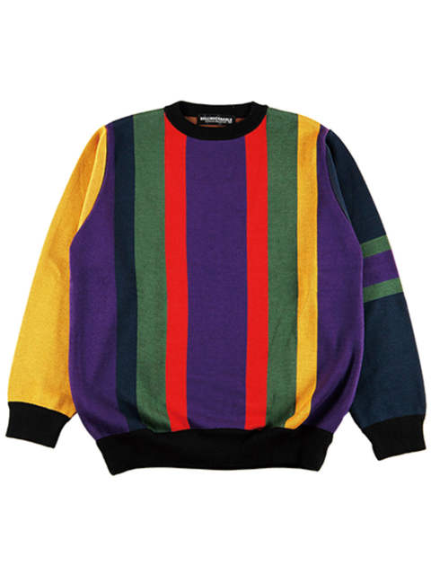 VERTICAL LINE-SWEATER