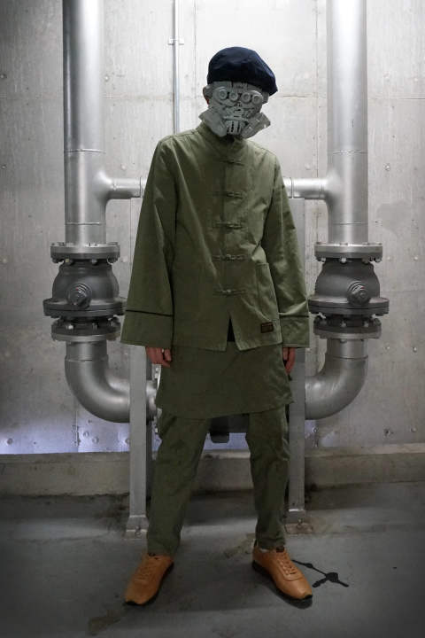 MILITARY KUNG FU-JKT