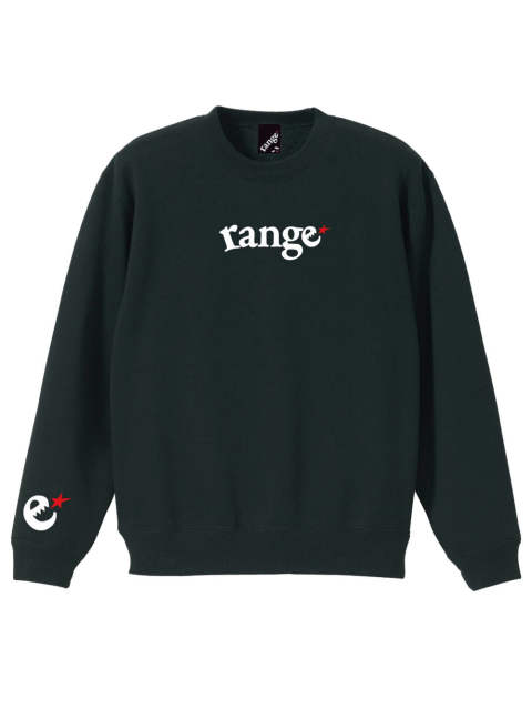 rg EMB crew sweat