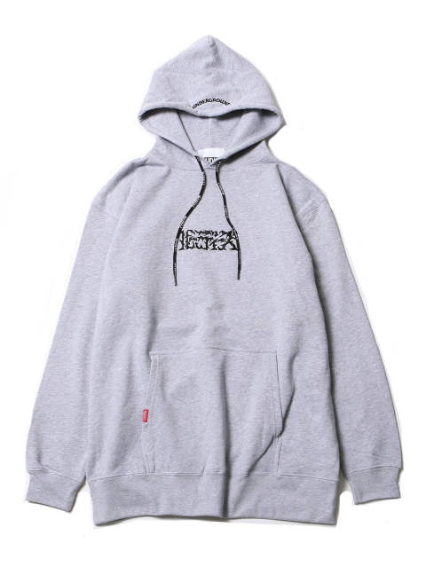 KATAKANA HOOD-SWEAT