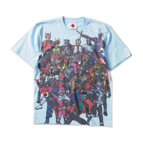 [PDSx仮面ライダー] 平成ライダー集合TEE