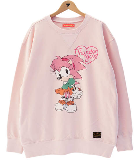 SONIC×TB SONIC&AMY SWEAT