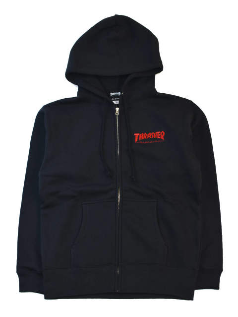 HOMETOWN ZIP HOOD-SWEAT